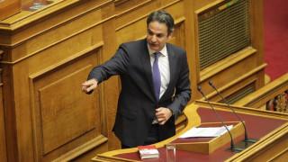 ΝΔ: Σφοδρή επίθεση κατά της κυβέρνησης στην κυριακάτικη ψηφοφορία