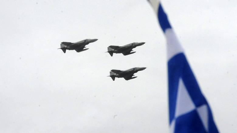 Μαζικές παραβιάσεις του FIR Αθηνών από τουρκικά αεροσκάφη