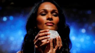 Σήμερα η δημοπρασία του διαμαντιού Lesedi La Rona ηλικίας τριών δισεκατομμυρίων ετών