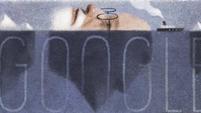 Google Doodle: Οι αλήθειες του Σίγκμουντ Φρόυντ