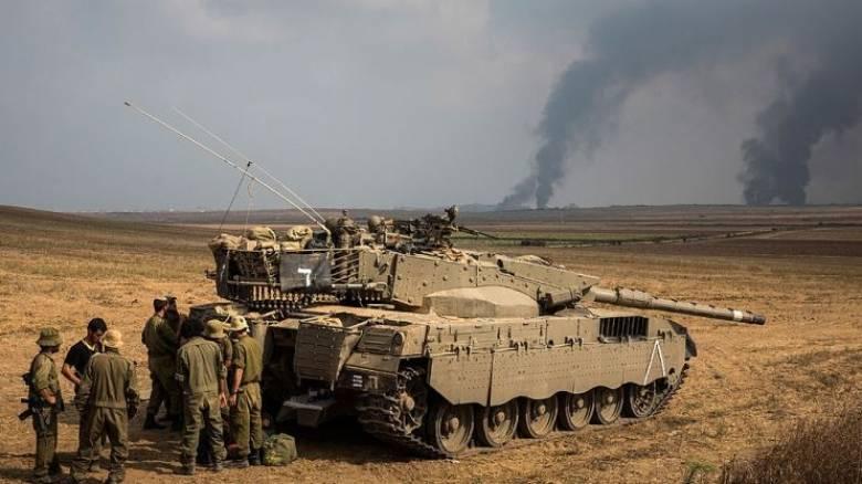 Το Ισραήλ βομβαρδίζει θέσεις της Χαμάς για τρίτη διαδοχική ημέρα