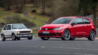 Το επετειακό VW Golf GTI Clubsport S είναι το πιο γρήγορο προσθιοκίνητο στο διάσημο Nürburgring