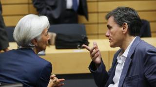 Επιστολή Λαγκάρντ στους 19 υπουργούς Οικονομικών της Ευρωζώνης