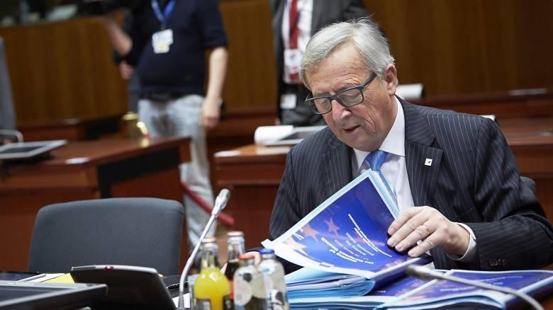 Γιούνκερ: Η Ελλάδα έχει πετύχει τους στόχους της αξιολόγησης