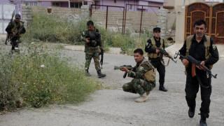 Ο τουρκικός στρατός σκότωσε 55 μαχητές του ISIS