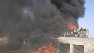 Αφγανιστάν: Τουλάχιστον 50 νεκροί από σύγκρουση δύο λεωφορείων με βυτιοφόρο