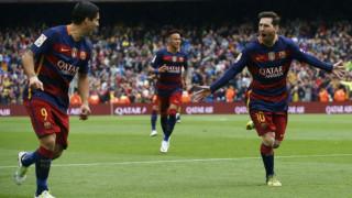 Μια ανάσα από τον τίτλο στην Ισπανία η Μπαρτσελόνα με 5άρα στην Εσπανιόλ