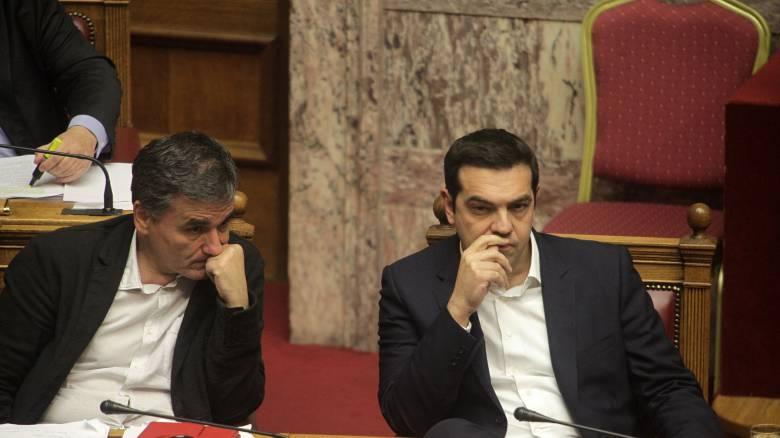 Συγκρατημένη αισιοδοξία στο Μαξίμου για την έκβαση του σημερινού Eurogroup