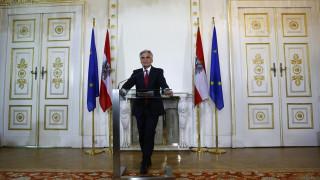 Παραίτηση του αυστριακού καγκελαρίου Β. Φάιμαν