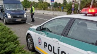 Σλοβακία: Συνοριοφύλακες πυροβόλησαν και τραυμάτισαν Σύρια πρόσφυγα
