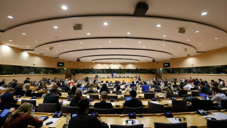 Οι αφίξεις των ηγετών για το κρίσιμο Eurogroup: Ζωντανή μετάδοση