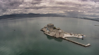 Αεροφωτογραφίες από το Ναύπλιο