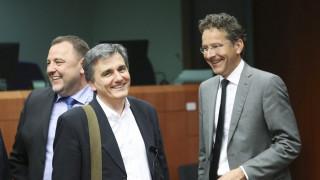 Eurogroup: Ελάφρυνση χρέους το 2018 και νομοθέτηση του μηχανισμού προληπτικών μέτρων