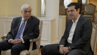 Τι είπε ο Αλ. Τσίπρας σε Π. Παυλόπουλο για τη συμφωνία στο Eurogroup