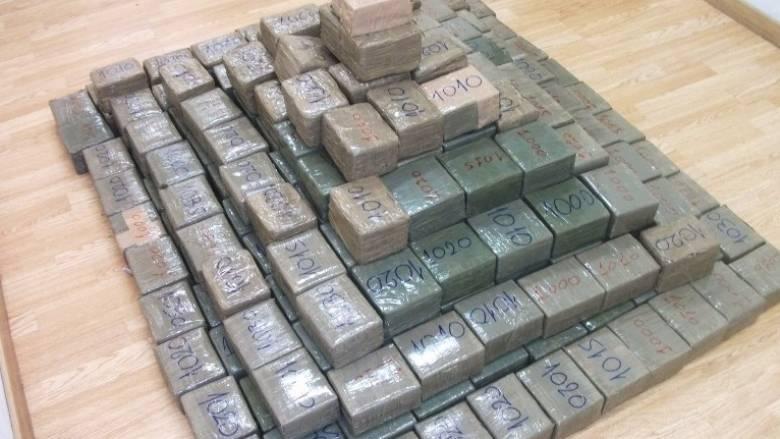 Κέρδη εκατοντάδων εκατ. για το μεγάλο κύκλωμα διακίνησης ναρκωτικών που εξάρθρωσε η ΕΛ.ΑΣ.