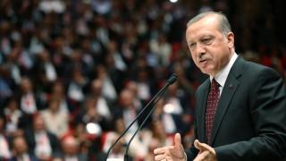 Ερντογάν: Οι χώρες της Ε.Ε. ασφαλές καταφύγιο για τρομοκρατικές οργανώσεις