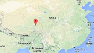 Σεισμός 5.5 ρίχτερ στο Θιβέτ