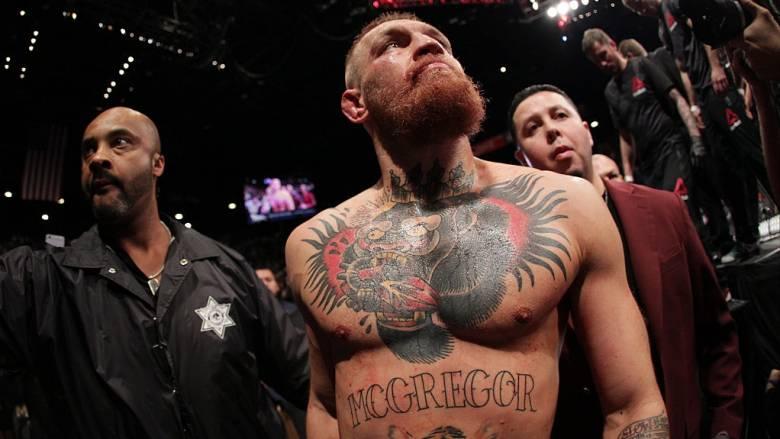 Σωματοφύλακες προσέλαβε ο πρωταθλητής του MMA Κόνορ Μακ Γκρέγκορ, μετά από απειλές για τη ζωή του