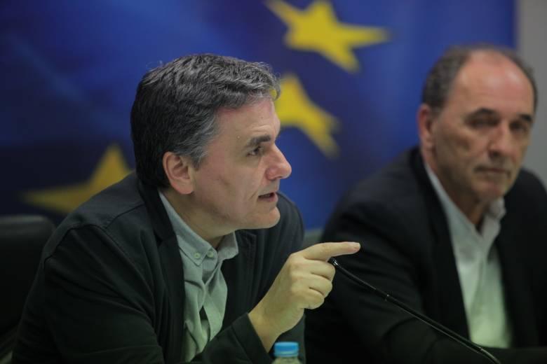 Πόθεν έσχες: Τσακαλώτος-Σταθάκης οι πλέον εύποροι υπουργοί