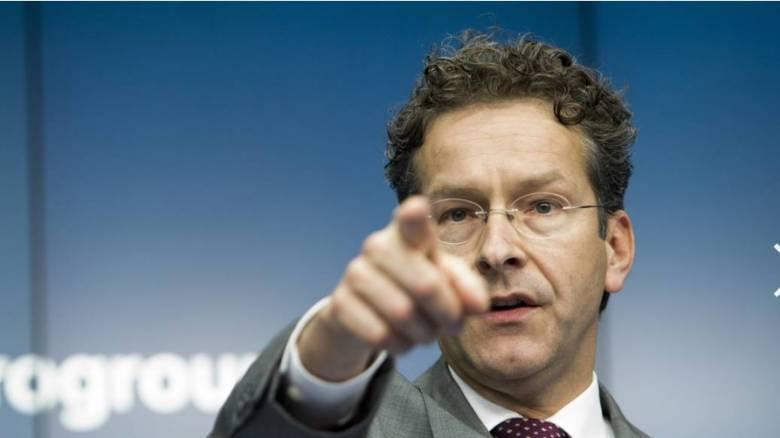 Ντάισελμπλουμ: Μια νέα κρίση θα έβλαπτε και την Ελλάδα και την Ευρώπη