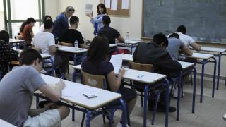 Απεργία μέσα στις Πανελλαδικές Εξετάσεις από τους εκπαιδευτικούς