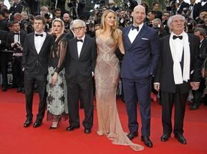 To cast της ταινίας που άνοιξε το Φεστιβάλ, Cafe Society.