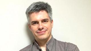 Ο Έλληνας ερευνητής Παναγιώτης Ρούσσος που βραβεύτηκε από τον Μπαράκ Ομπάμα