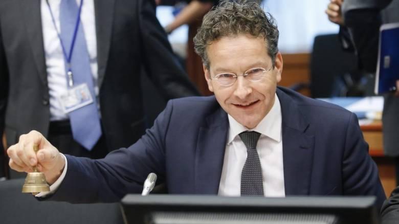 """""""Συμφωνία για όλα στο Eurogroup"""" θέλει ο Ντάισελμπλουμ"""