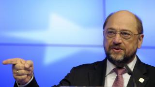 Μάρτιν Σουλτς: Πρέπει να σταματήσουμε να ζητάμε περισσότερες θυσίες από την Ελλάδα