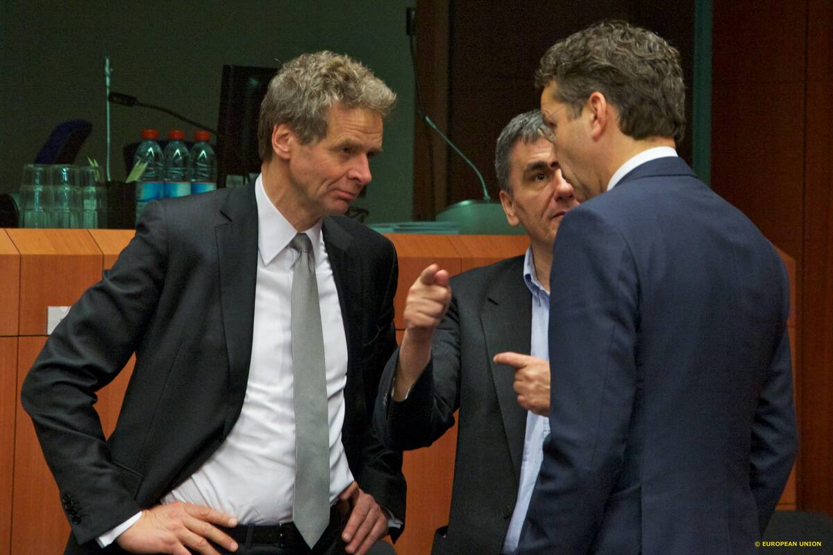 Eurogroup Tsakalotos Thomsen Dijsselbloem 2016 01 14 EE 2445827
