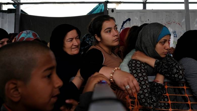 Μειωμένες οι προσφυγικές ροές στο Αιγαίο - Επίσκεψη Κέλερ στη Μυτιλήνη