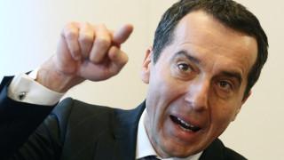 Ο Κρίστιαν Κερν αναλαμβάνει νέος ομοσπονδιακός καγκελάριος της Αυστρίας