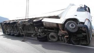 Κλειστή η παλαιά Εθνική Οδός Κορίνθου-Πατρών λόγω τροχαίου