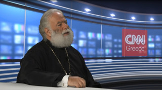 Πατριάρχης Αλεξανδρείας στο CNN Greece: «Σε 42 κράτη της Αφρικής έχουμε ιεραποστολικό έργο»