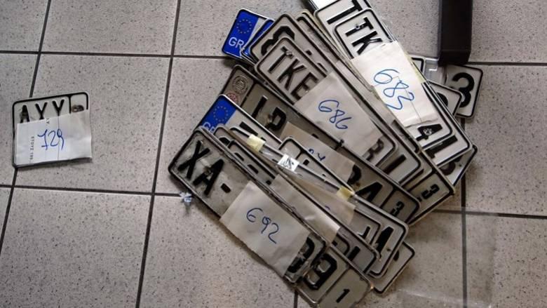 Τι ισχύει για τα τέλη κυκλοφορίας και την επιστροφή των πινακίδων