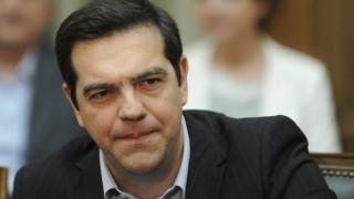 Τσίπρας: Η Αριστερά δημιουργεί συνθήκες εξόδου από την κρίση