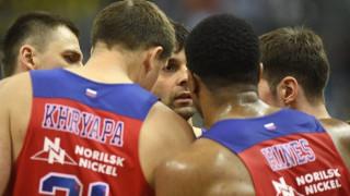 Η ΤΣΣΚΑ Μόσχας κέρδισε 88-81την Λοκομοτίβ στον πρώτο ημιτελικό του Final 4 της Euroleague