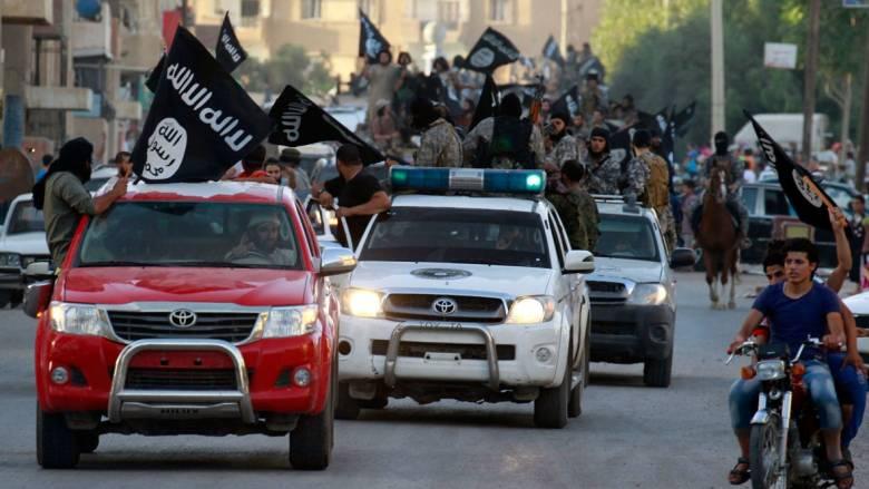 Αμερικανός αξιωματούχος: Ο ISIS νιώθει ότι απειλείται