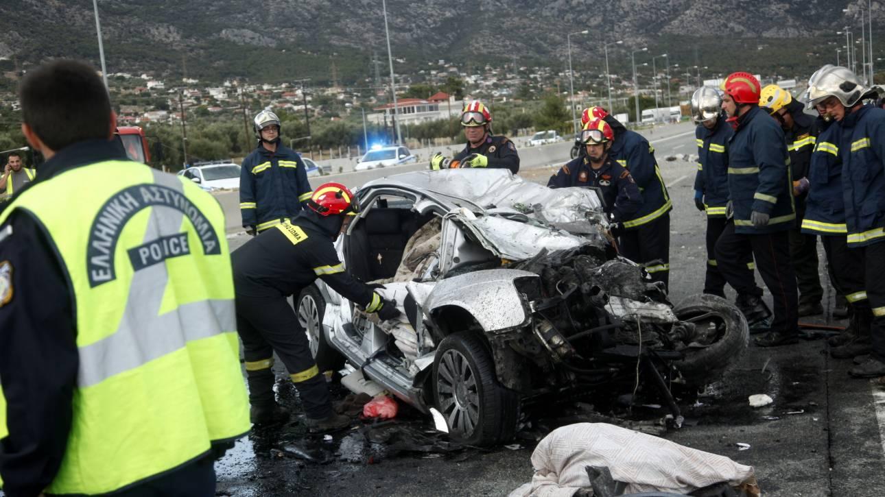 Σημαντική αύξηση των τροχαίων και των νεκρών το 2015