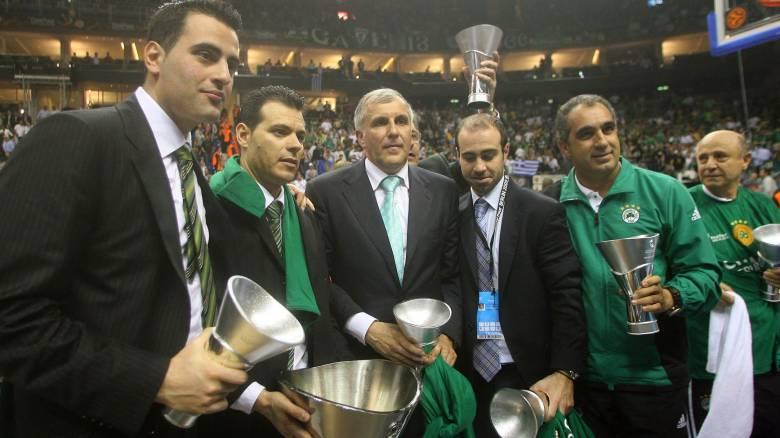 Αντίπαλοι Ομπράντοβιτς και Ιτούδης στην πόλη που θριάμβευσαν μαζί το 2009
