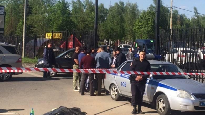 Σοβαρά επεισόδια με νεκρούς και τραυματίες σε νεκροταφείο στη Μόσχα