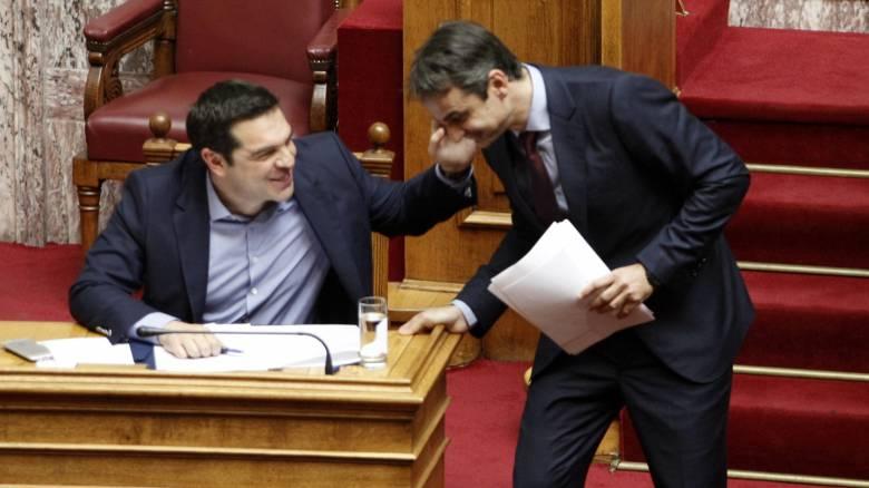 Μετά την αξιολόγηση η Ελλάδα μπαίνει σε νέα εποχή, λέει ο πρωθυπουργός – Τι απαντά η ΝΔ