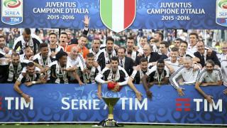Γιορτή τίτλου στο Γιουβέντους Stadium για το πρωτάθλημα Ιταλίας-μυθικό ρεκόρ ο Ιγκουαϊν