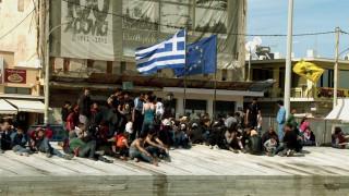 Μεταφέρθηκαν οικειοθελώς από τη Χίο στην Κω 174 πρόσφυγες και μετανάστες