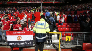 Συναγερμός στο Ολντ Τράφορντ - Εκκενώθηκε το γήπεδο