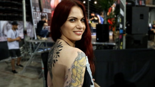 Η γιορτή του τατουάζ στη Αθήνα έκλεισε δέκα χρόνια ζωής