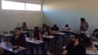 Πανελλαδικές 2016: Τι είπαν οι μαθητές για το θέμα της Νεοελληνικής Γλώσσας
