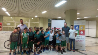 PAO BC Academy - Honda Day για μικρούς και μεγάλους