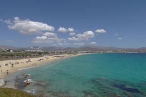 Νάξος: Έχει υπέροχες παραλίες με άμμο