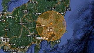 Σεισμός μεγέθους 5,6R στο Τόκιο
